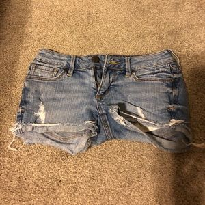 Bullhead jean shorts size 0
